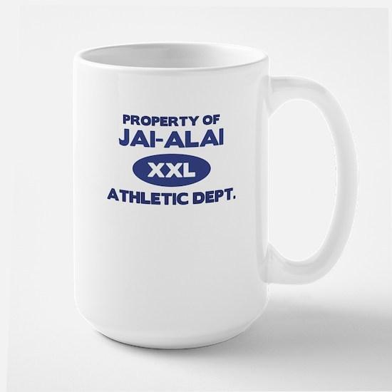 Jai Alai Large Mug