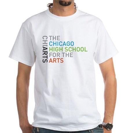 Chiarts Logo Verticale Maglietta Lunga Camicia Scura bnTs3fkN