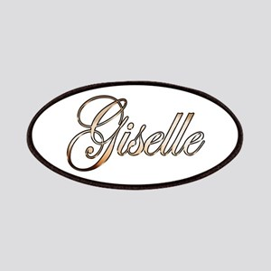 Gold Giselle Patch