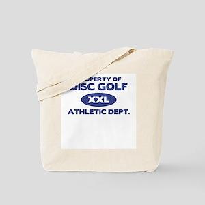 Disc Golf Tote Bag