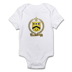 ALLARD Family Crest Infant Creeper