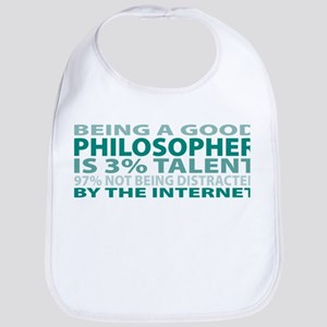 Good Philosopher Bib