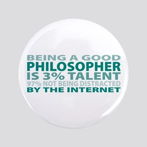 "Good Philosopher 3.5"" Button"