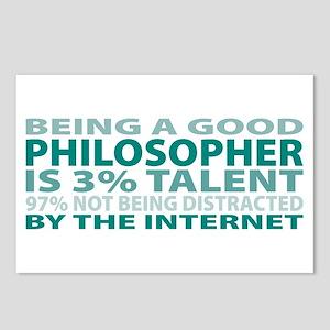 Good Philosopher Postcards (Package of 8)