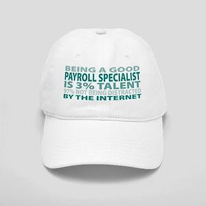 Good Payroll Specialist Cap