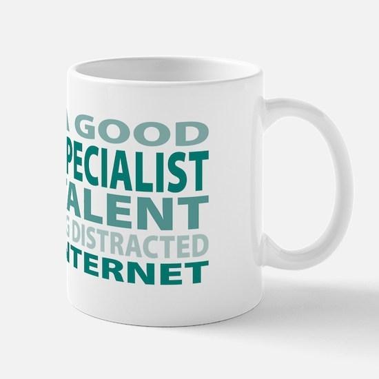 Good Payroll Specialist Mug