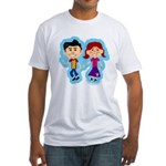 Sock Hop Kids Fitted T-Shirt