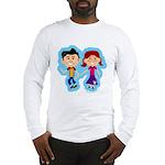 Sock Hop Kids Long Sleeve T-Shirt