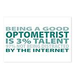 Good Optometrist Postcards (Package of 8)