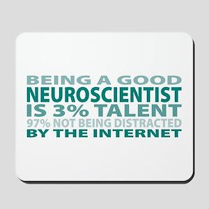 Good Neuroscientist Mousepad