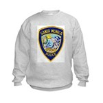 Santa Monica PD Kids Sweatshirt