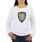 Santa Monica PD Women's Long Sleeve T-Shirt