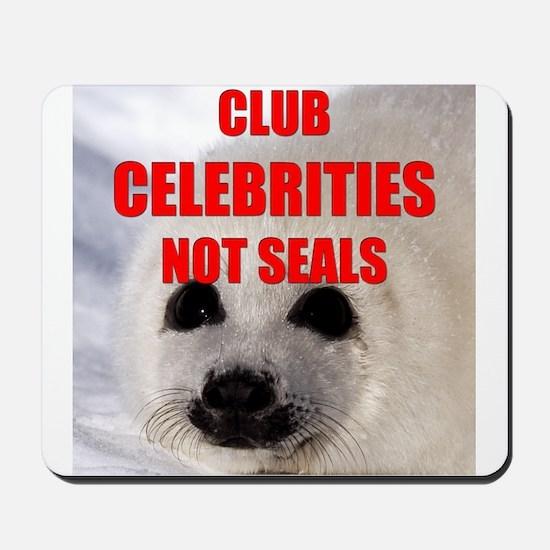 Club Celebrities Design Mousepad