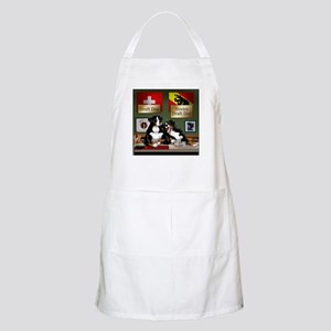 """Draft Dogs"" BBQ Apron"