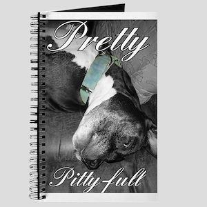 Pitty-full Pit Bull Journal