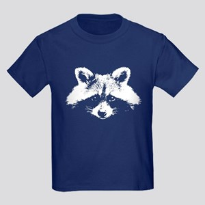 Raccoon Kids Dark T-Shirt
