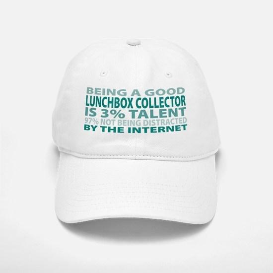 Good Lunchbox Collector Baseball Baseball Cap