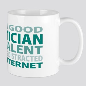 Good Logistician Mug