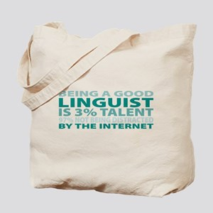 Good Linguist Tote Bag