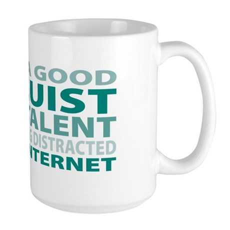 Good Linguist Large Mug