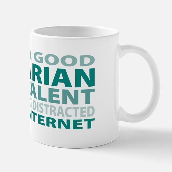 Good Librarian Mug
