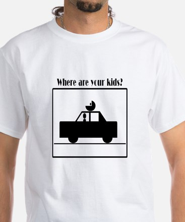 """""""Where are your kids?"""" Car"""