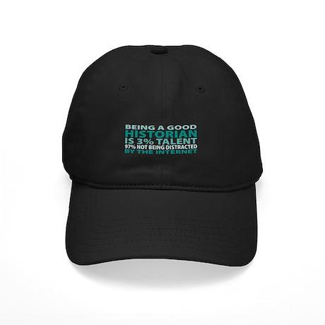 Good Historian Black Cap