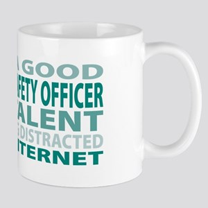 Good Health and Safety Officer Mug