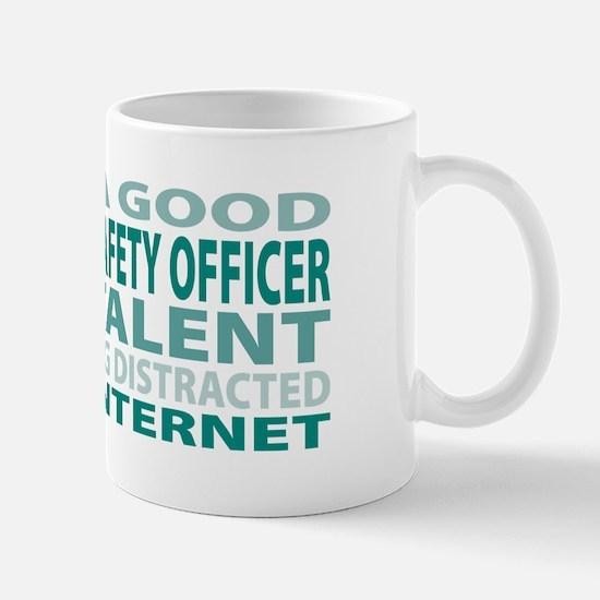 Good Health and Safety Officer Mug