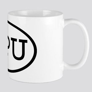 TPU Oval Mug