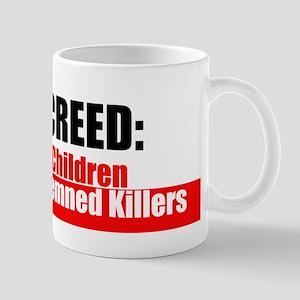 Liberal Creed Design Mug