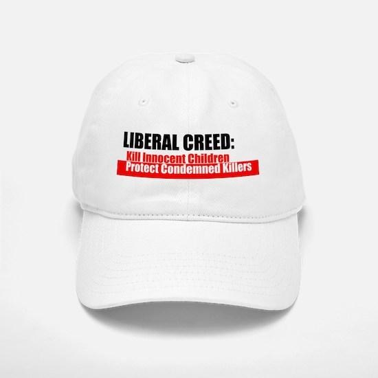Liberal Creed Design Baseball Baseball Cap