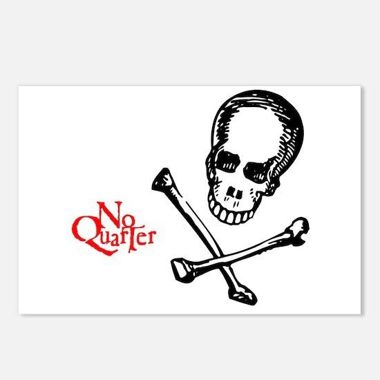 No Quarter Postcards (Package of 8)