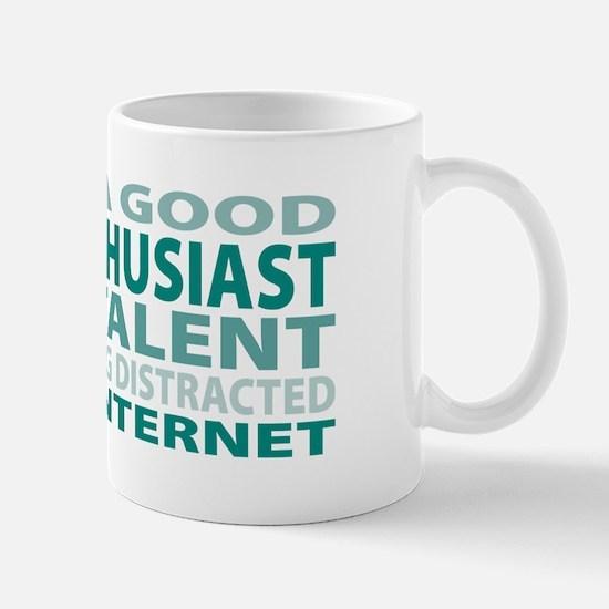 Good Gun Enthusiast Mug
