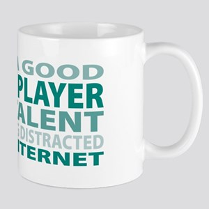 Good Guitar Player Mug