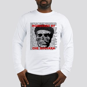 Che Guevara Kills Design Long Sleeve T-Shirt