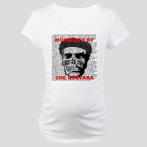 Che Guevara Kills Design Maternity T-Shirt