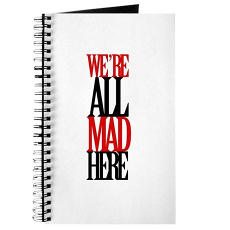 All Mad Here Journal