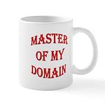 Master of My Domain Mug