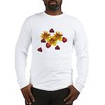 Ladybug Party Long Sleeve T-Shirt