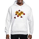 Ladybug Party Hooded Sweatshirt