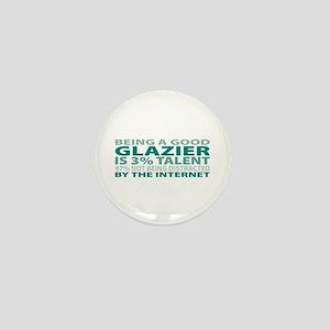 Good Glazier Mini Button