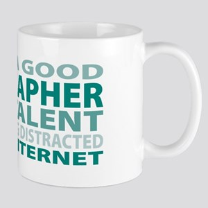 Good Geographer Mug