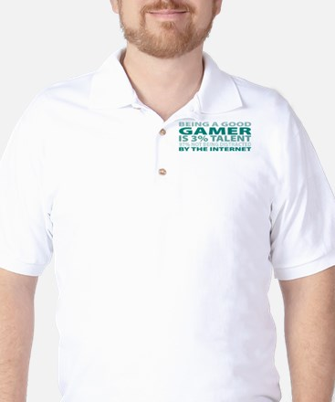 Good Gamer Golf Shirt