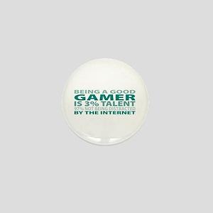 Good Gamer Mini Button