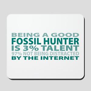 Good Fossil Hunter Mousepad