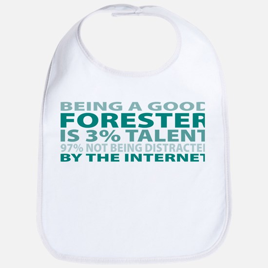 Good Forester Bib
