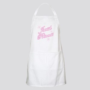 Jewish Princess - Pink BBQ Apron
