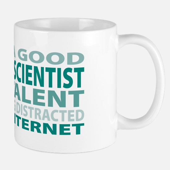 Good Forensic Scientist Mug