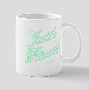 Jewish Princess - Teal Mug